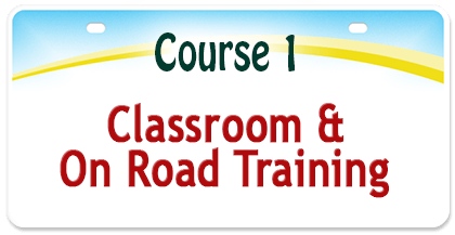 Course 1 - Classroom & On Road Training